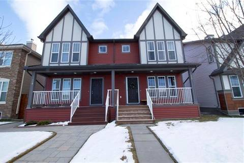 Townhouse for sale at 125 Cranford Wy Southeast Calgary Alberta - MLS: C4278072