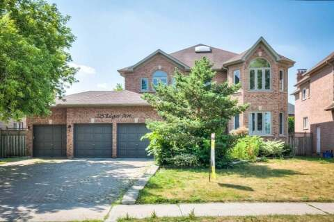 House for sale at 125 Edgar Ave Richmond Hill Ontario - MLS: N4829208