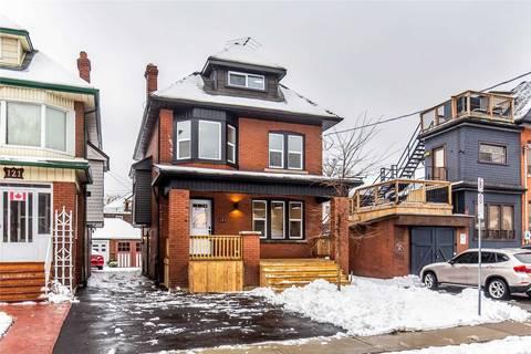 House for sale at 125 Fairholt Rd Hamilton Ontario - MLS: X4737364
