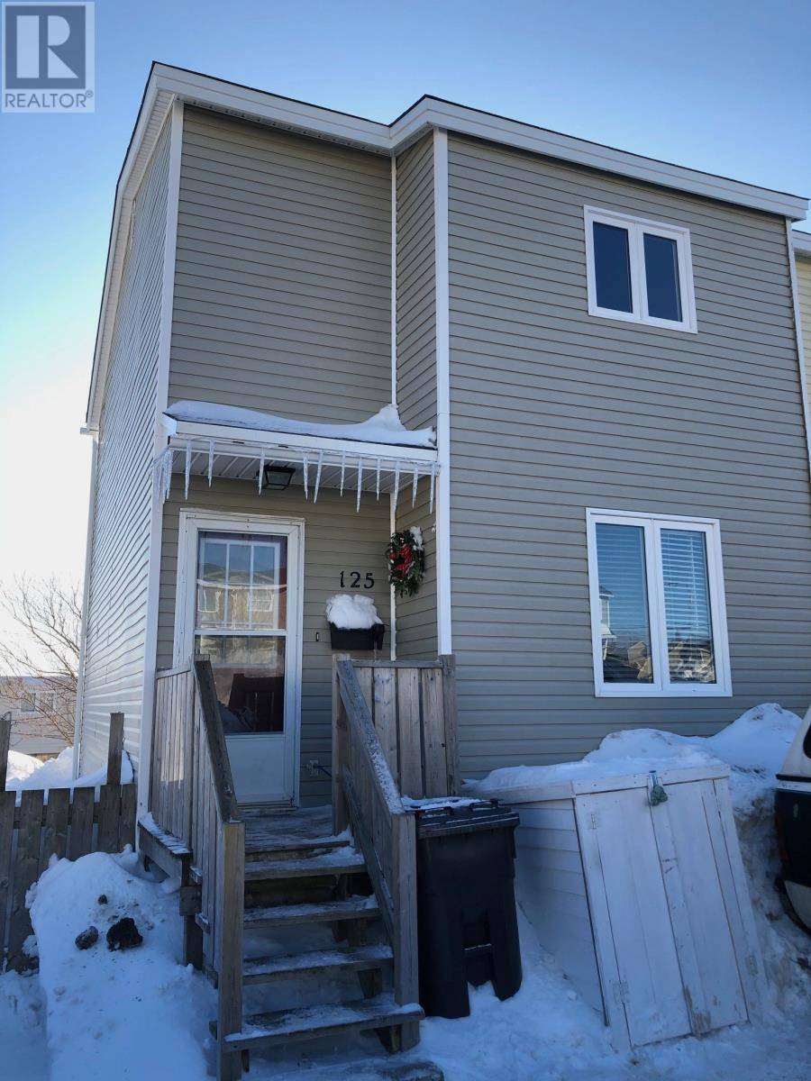 House for sale at 125 Farrell Dr Mount Pearl Newfoundland - MLS: 1209787