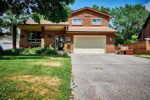 House for sale at 125 Hazelwood Dr Whitby Ontario - MLS: E4807324