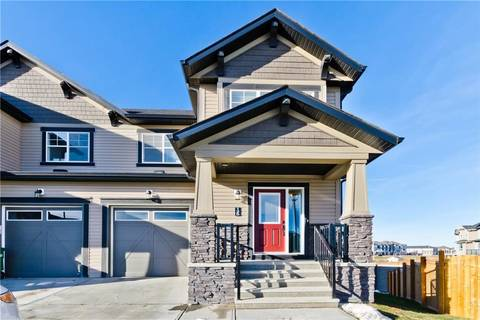 Townhouse for sale at 125 Hillcrest Sq Sw Hillcrest, Airdrie Alberta - MLS: C4217602