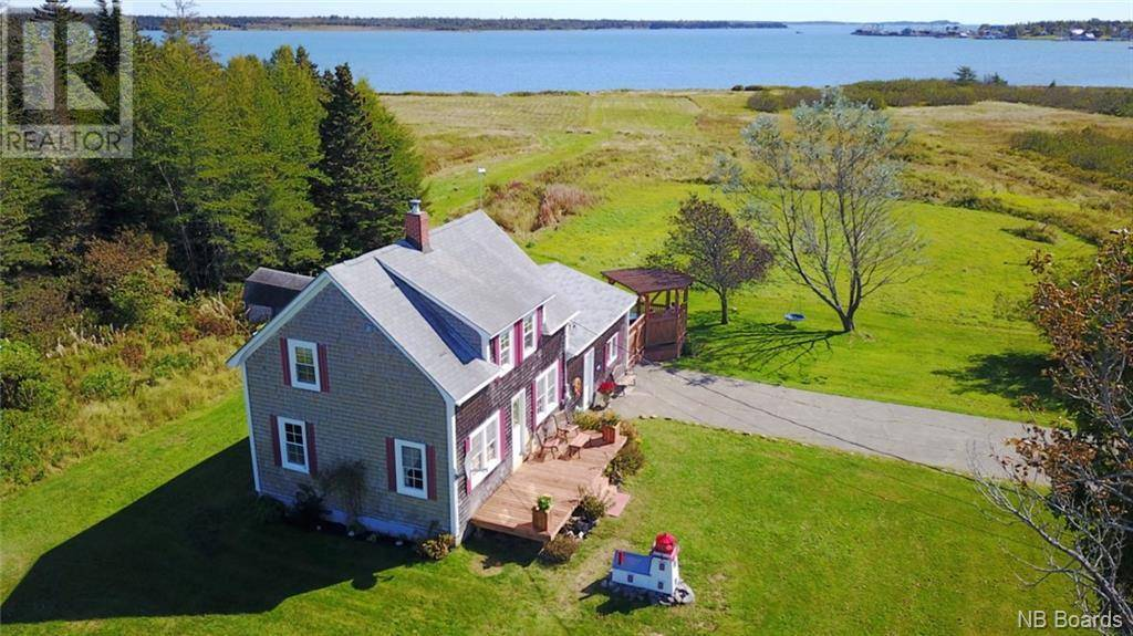 House for sale at 125 Ingalls Head Rd Grand Manan New Brunswick - MLS: NB034778