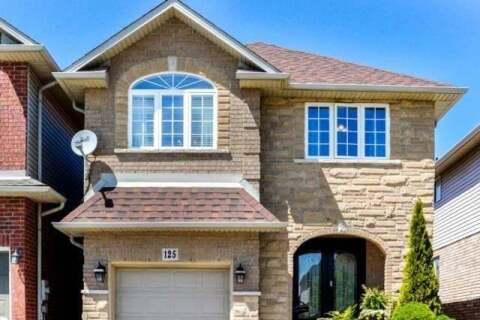 House for sale at 125 Kendrick Ct Hamilton Ontario - MLS: X4767503