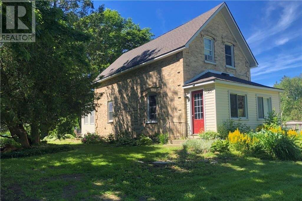 House for sale at 125 King St Tiverton Ontario - MLS: 246048