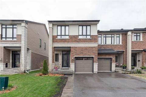 Townhouse for sale at 125 Mattingly Wy Ottawa Ontario - MLS: 1152291