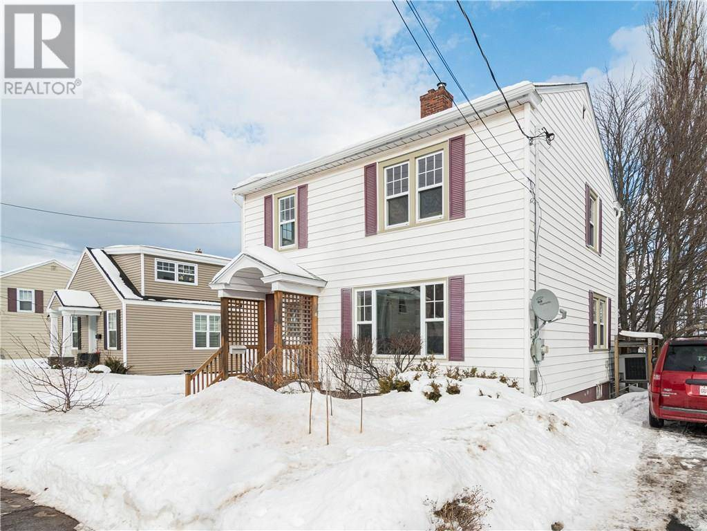 House for sale at 125 North St Moncton New Brunswick - MLS: M127379