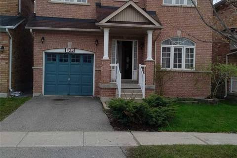 House for sale at 125 Park Place Dr Markham Ontario - MLS: N4448151