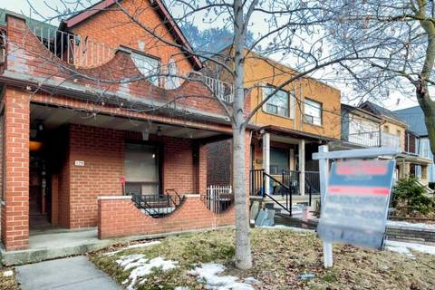 Townhouse for sale at 125 Perth Ave Toronto Ontario - MLS: W4699816