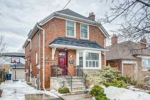 House for sale at 125 Prince Edward Dr Toronto Ontario - MLS: W4412961
