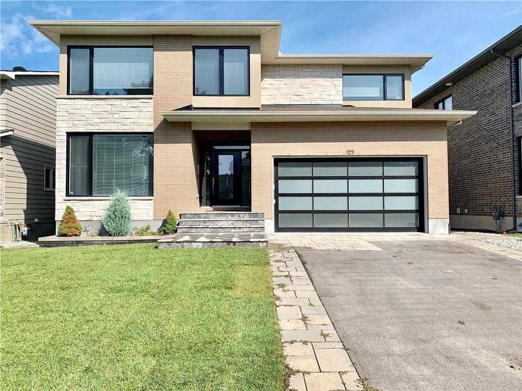 House for sale at 125 Rita Ave Ottawa Ontario - MLS: 1164139