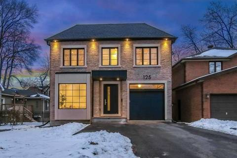 House for sale at 125 Shaver Ave Toronto Ontario - MLS: W4693043