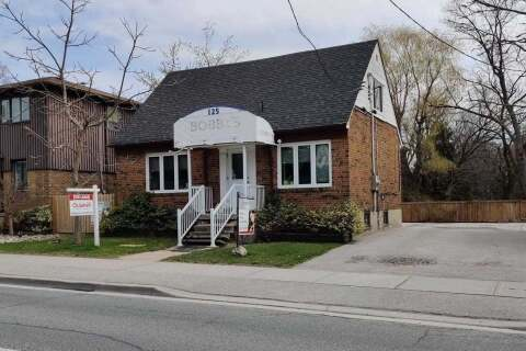 Commercial property for lease at 125 Sheppard Ave Toronto Ontario - MLS: C4856110