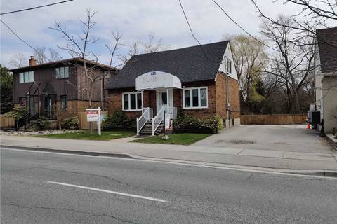Commercial property for lease at 125 Sheppard Ave Toronto Ontario - MLS: C4744368