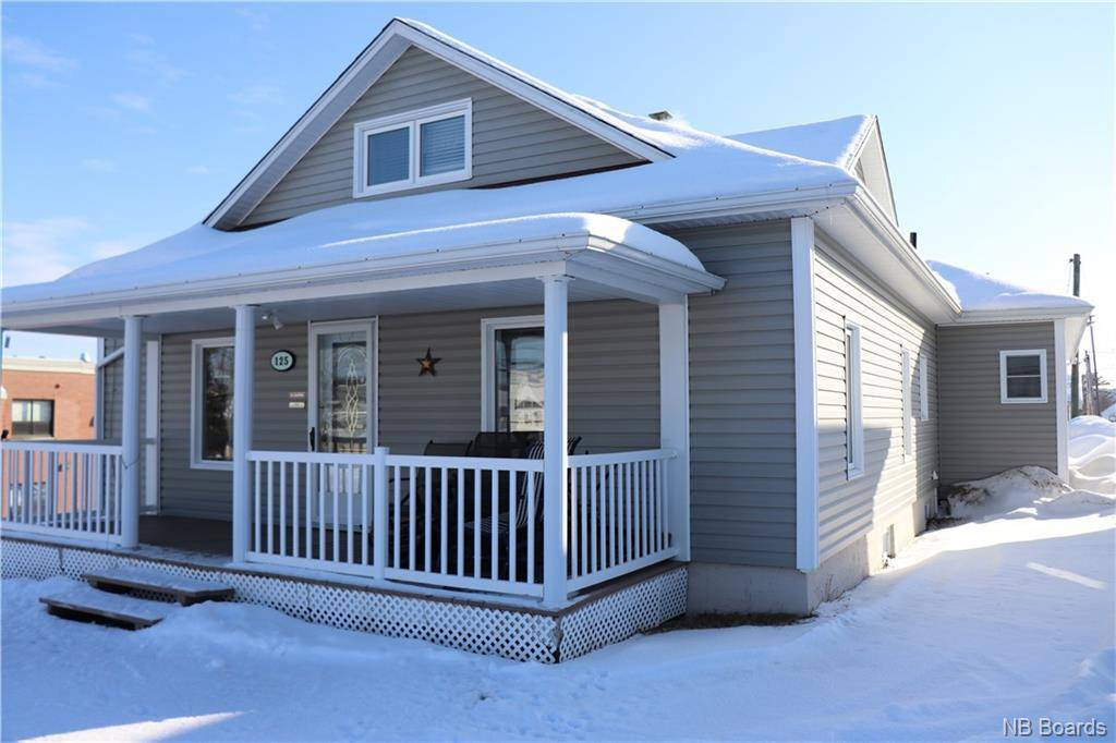 House for sale at 125 Sheriff St Grand Sault/grand Falls New Brunswick - MLS: NB038886