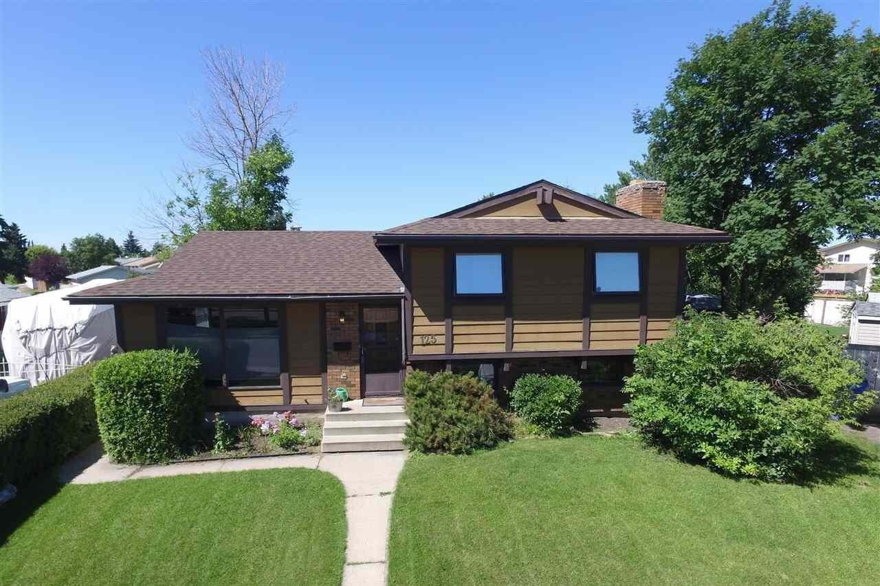 House for sale at 125 Spruce Cr Wetaskiwin Alberta - MLS: E4207728
