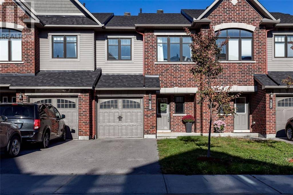 Townhouse for sale at 125 Sweetwater Ln Ottawa Ontario - MLS: 1172583