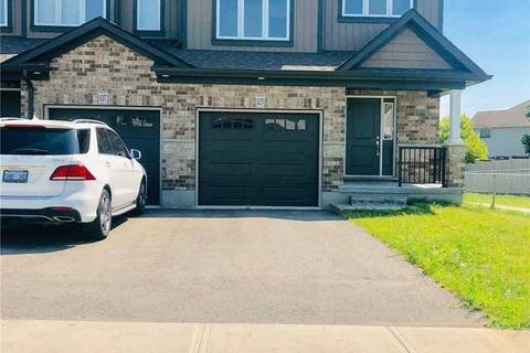 Townhouse for sale at 125 Templewood Dr Kitchener Ontario - MLS: X4537159