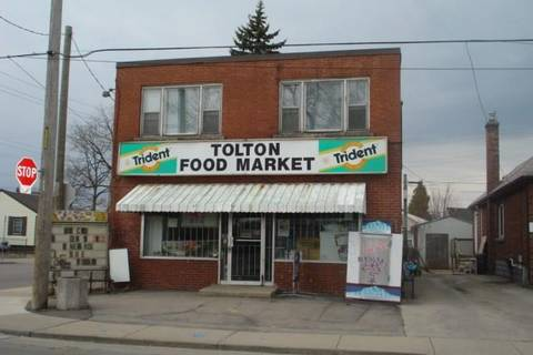 Commercial property for sale at 125 Tolton Ave Hamilton Ontario - MLS: H4049394