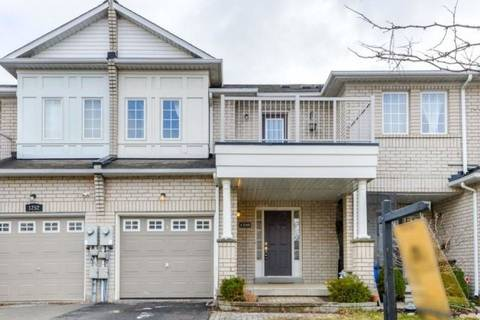 Townhouse for sale at 1250 Cartmer Wy Milton Ontario - MLS: W4670480