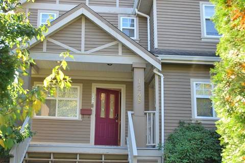 Townhouse for sale at 1250 16th Ave E Vancouver British Columbia - MLS: R2411654