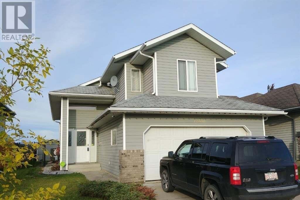 House for sale at 12506 107a St Grande Prairie Alberta - MLS: A1001538