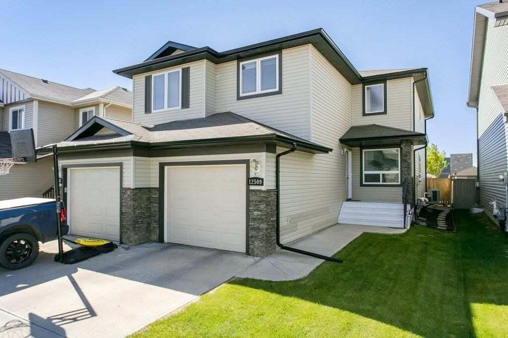 Townhouse for sale at 12509 171 Av NW Edmonton Alberta - MLS: E4200343