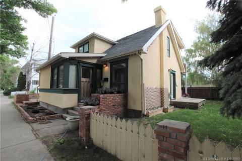 House for sale at 1251 4 Ave N Lethbridge Alberta - MLS: LD0170901