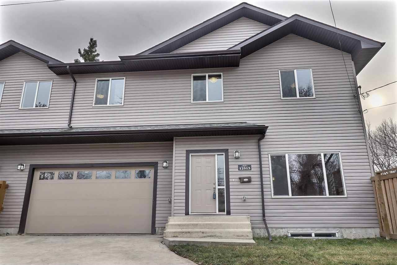 Townhouse for sale at 12513 120 Ave Nw Edmonton Alberta - MLS: E4178512
