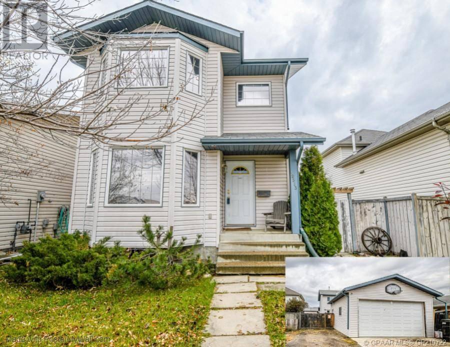 House for sale at 12513 97b St Grande Prairie Alberta - MLS: GP210722