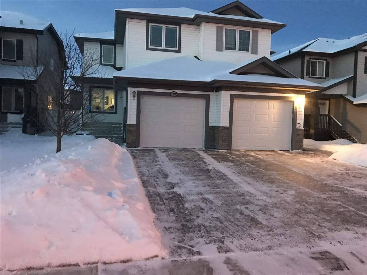 Townhouse for sale at 12514 172 Ave Nw Edmonton Alberta - MLS: E4183755
