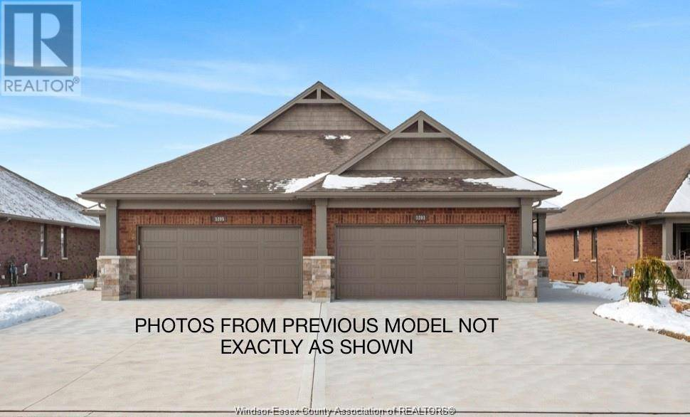 Townhouse for sale at 1252 D'amore Dr Lasalle Ontario - MLS: 19024047