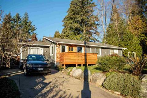 House for sale at 1252 Fitchett Rd Gibsons British Columbia - MLS: R2327161