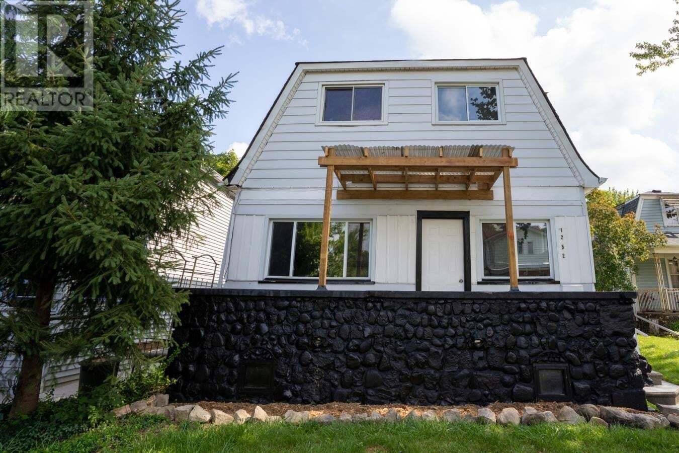 House for sale at 1252 Mcewan  Windsor Ontario - MLS: 20011479