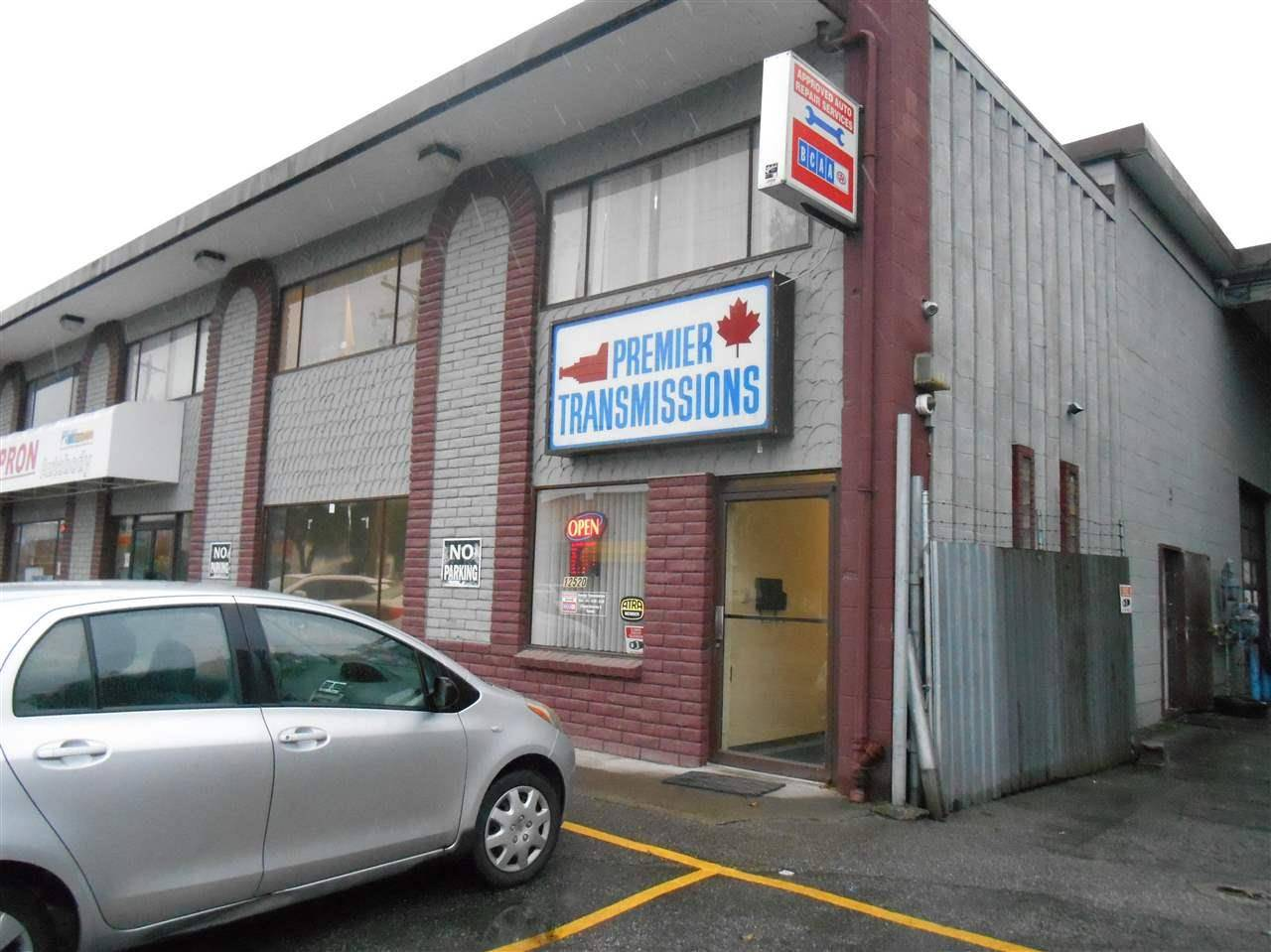 Commercial property for lease at 12520 Vickers Wy Richmond British Columbia - MLS: C8028291