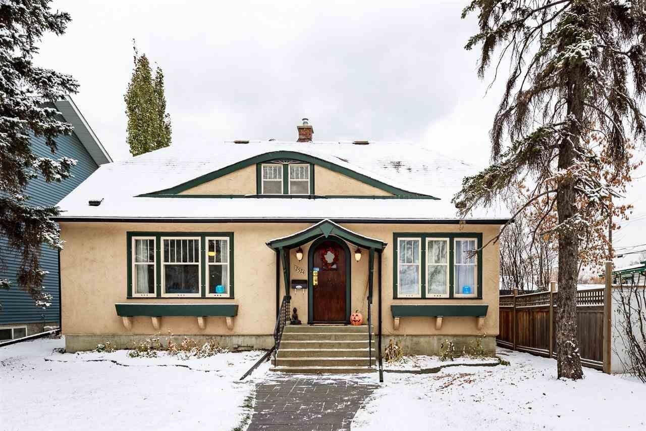 House for sale at 12524 112 Av NW Edmonton Alberta - MLS: E4219153