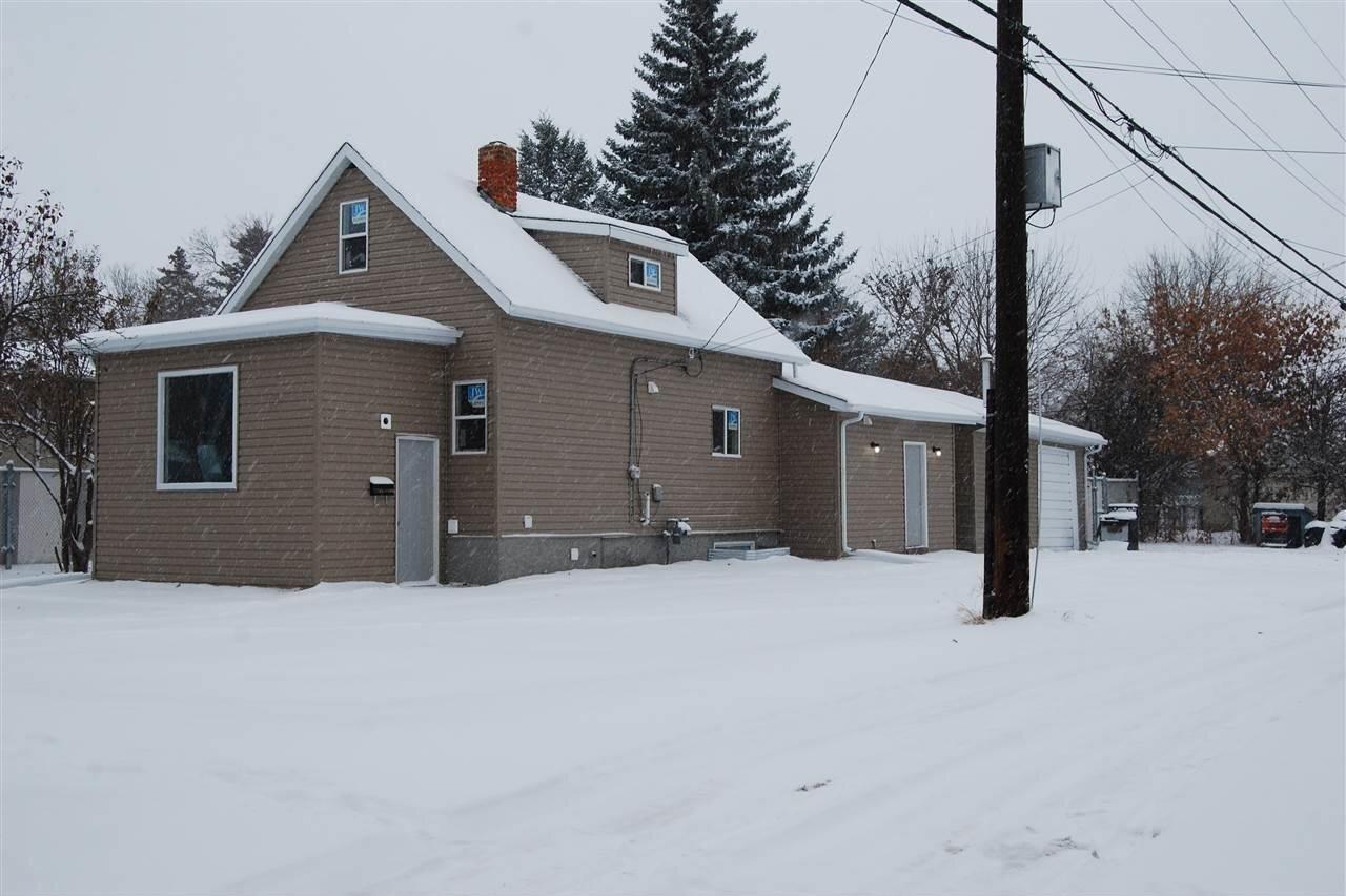 House for sale at 12524 129 Av NW Edmonton Alberta - MLS: E4220477