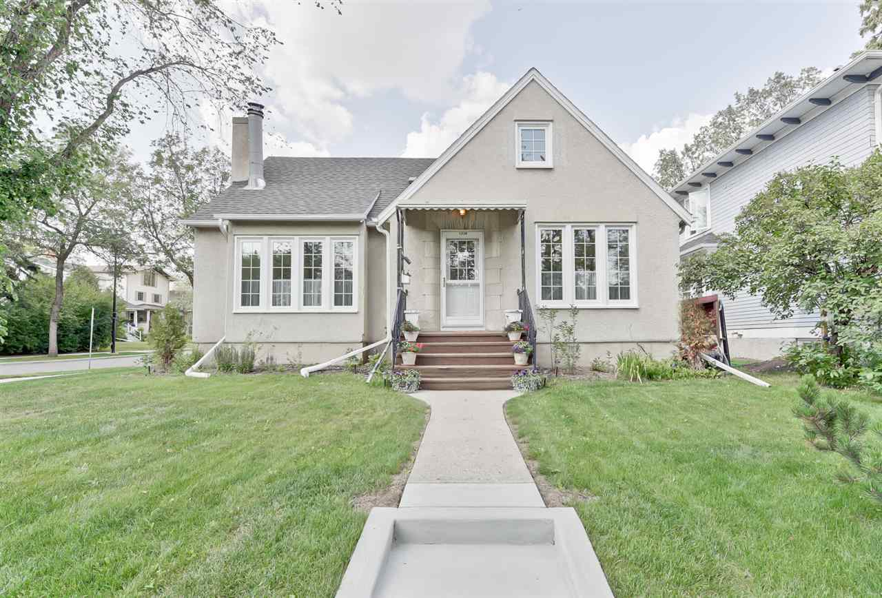 For Rent: 12528 104 Avenue, Edmonton, AB | 3 Bed, 1 Bath House for $719,000. See 1 photos!