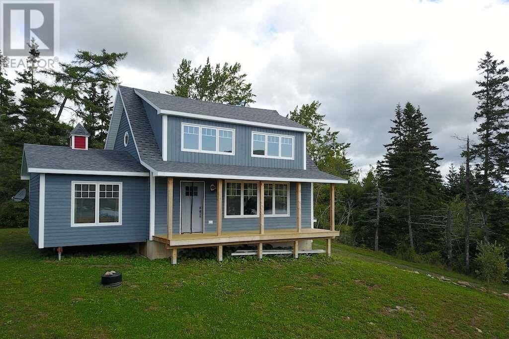 House for sale at 1253 205 Hy Baddeck Bay Nova Scotia - MLS: 202017664