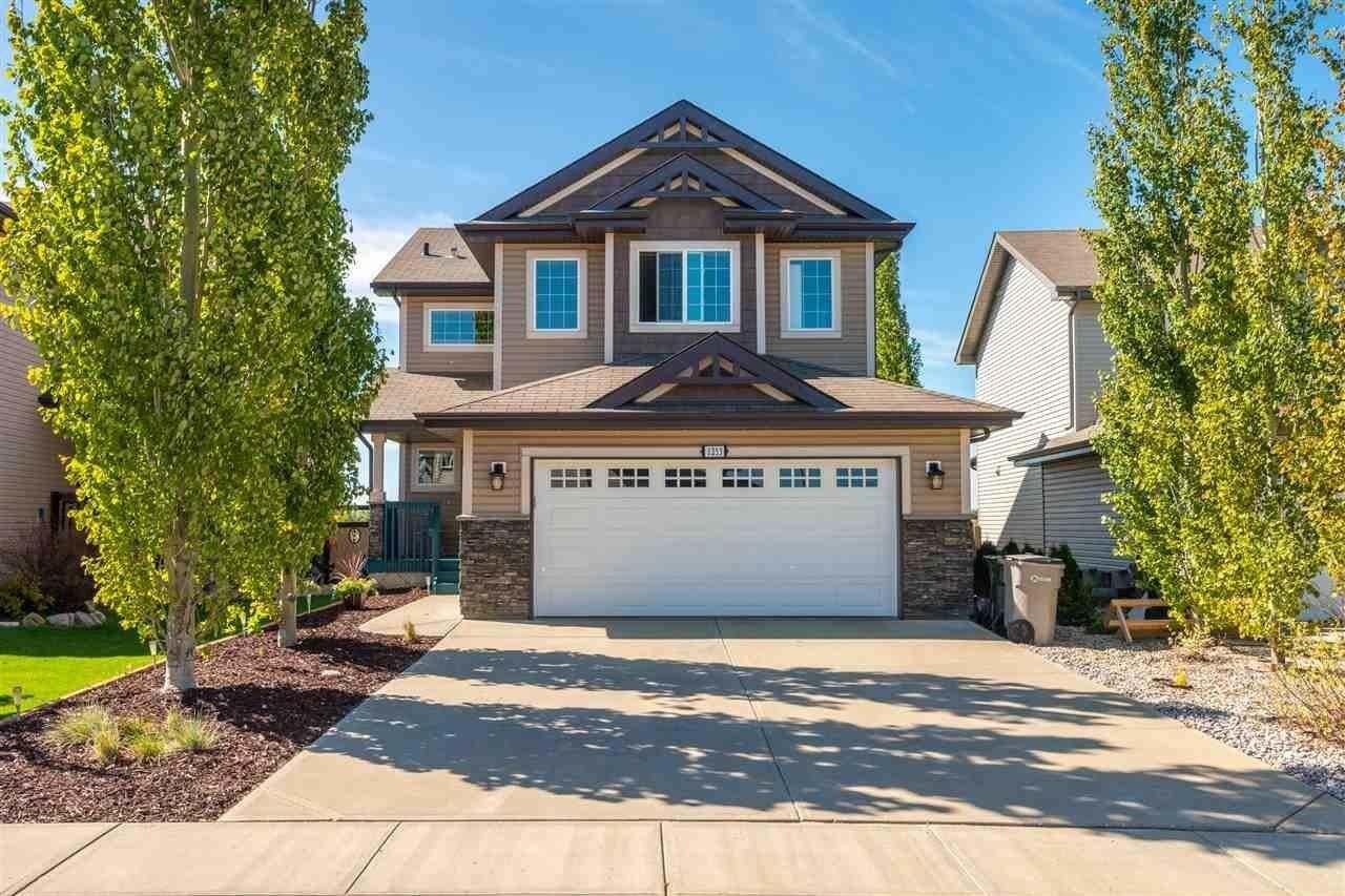 House for sale at 1253 Westerra Cr Stony Plain Alberta - MLS: E4199646