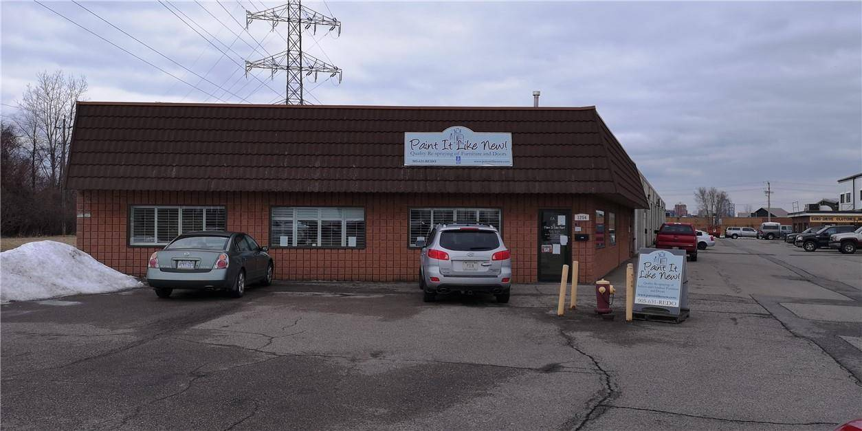 Commercial property for lease at 1254 Plains Rd E Burlington Ontario - MLS: H4075223