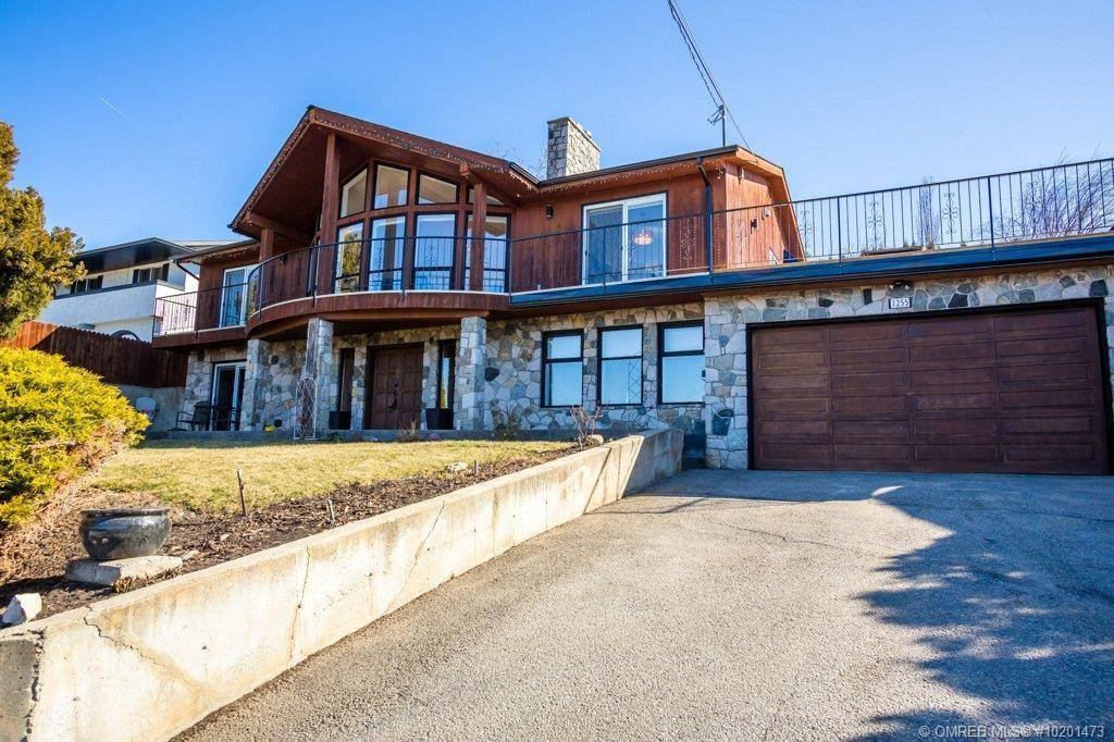 House for sale at 1255 Ray Rd Kelowna British Columbia - MLS: 10201473