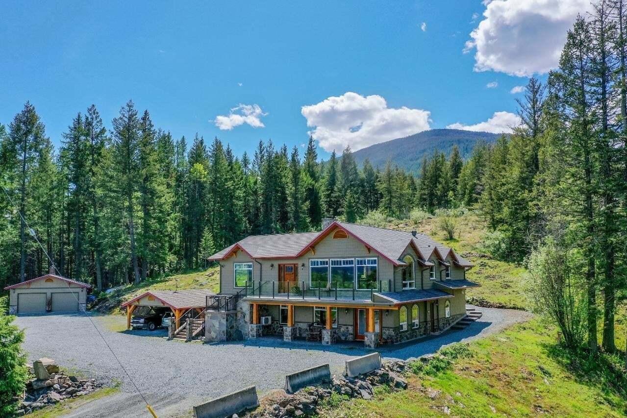 House for sale at 1255 West Creston Road  Creston British Columbia - MLS: 2452234