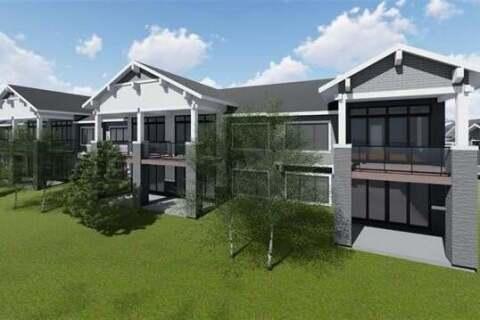 Townhouse for sale at 12558 Crestmont Blvd Southwest Calgary Alberta - MLS: C4306311