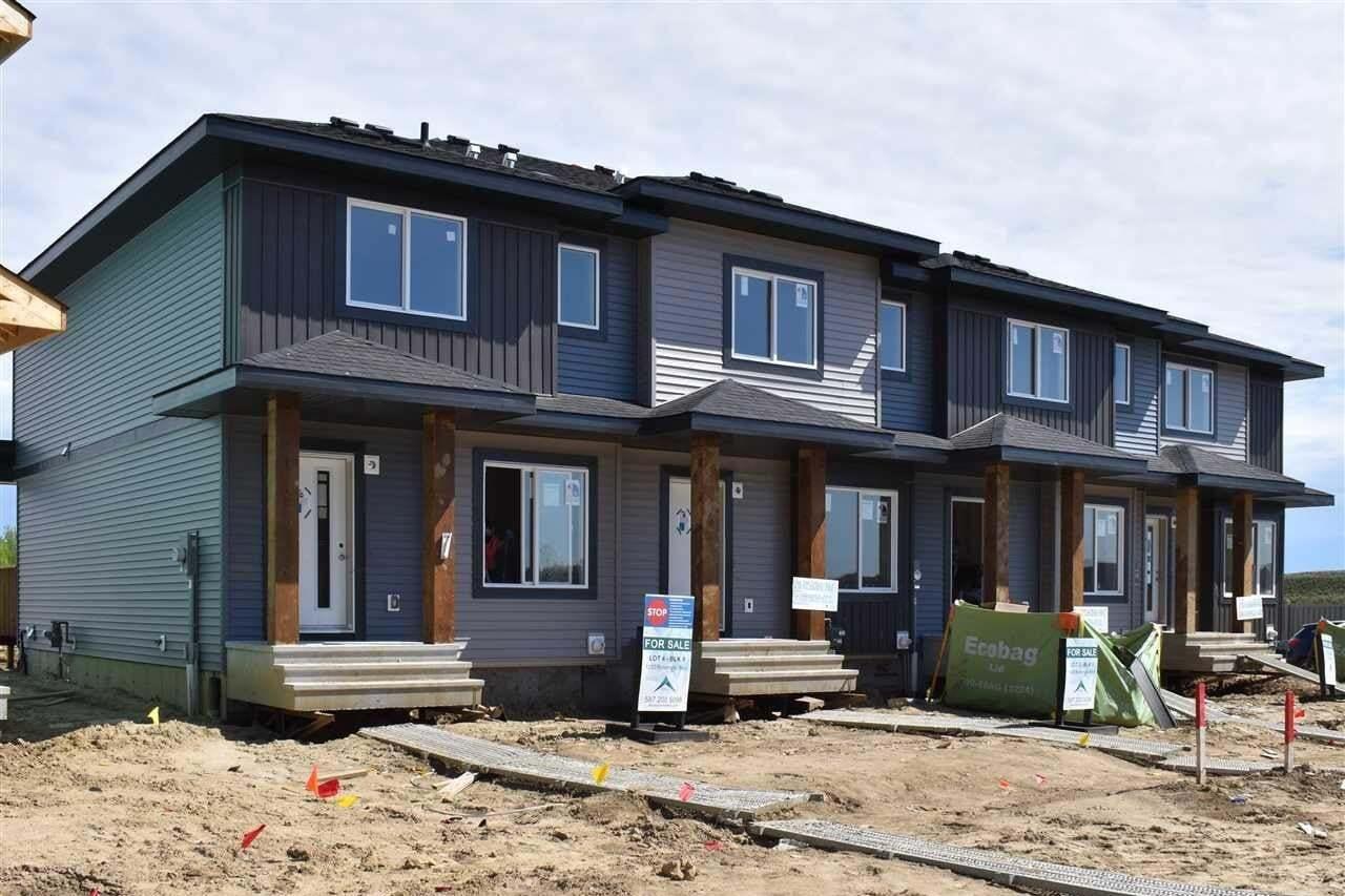 House for sale at 1256 Rosenthal Bv NW Edmonton Alberta - MLS: E4204557