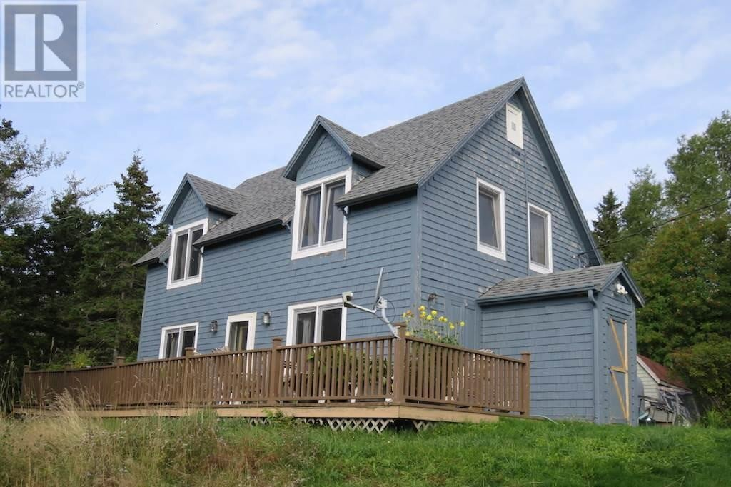 House for sale at 1257 205 Hy Baddeck Bay Nova Scotia - MLS: 202020928