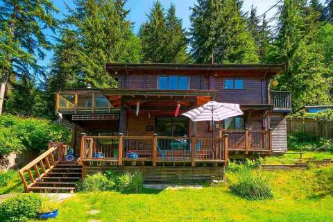 House for sale at 1257 Adams Rd Bowen Island British Columbia - MLS: R2464546