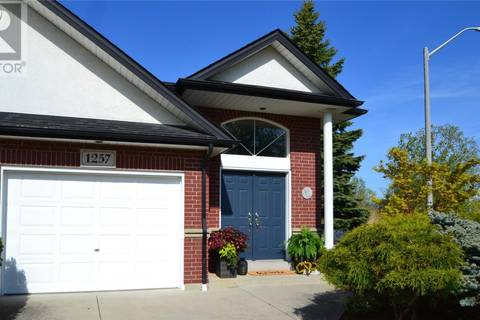 House for sale at 1257 Chateau  Windsor Ontario - MLS: 19018173