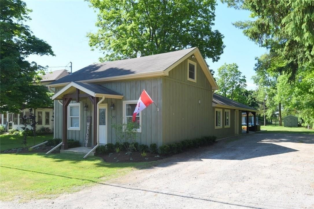 House for sale at 1257 Old 8 Hy Sheffield Ontario - MLS: H4080811