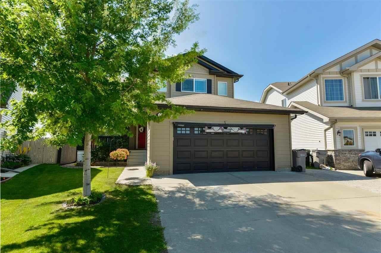 House for sale at 1257 Westerra Cr Stony Plain Alberta - MLS: E4209776